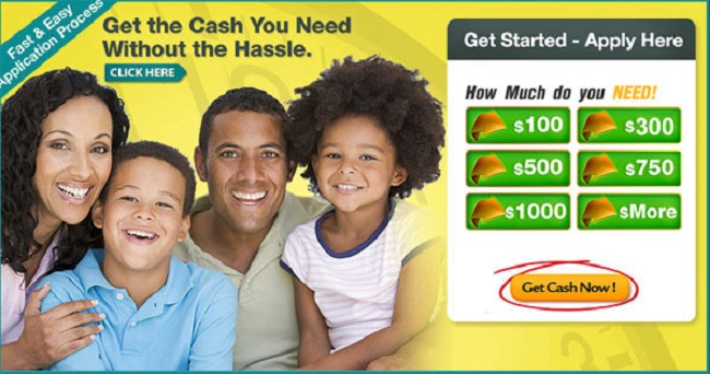$1000 Cash Advance in Fast Time. www.cash7 com Easy Credit Check.