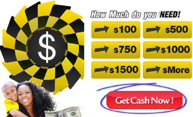 We offer $1,000 in Fast Time. www.fastcash7.com No Need Any Faxing & Fast Credit Check.