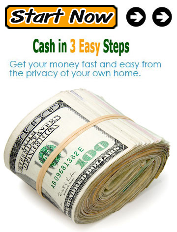 Cash Deposited Directly into Your Account. 400 fast cash No Paper Hassles.