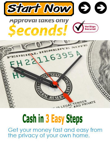 Up to $1000 Payday Loan in Fast Time. 821cash.com All Credit Types Accepted.